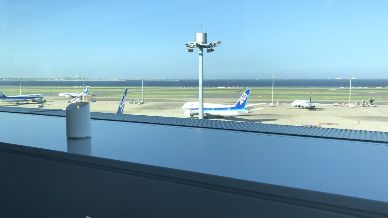 空港 ターミナル 羽田 第 レストラン 二